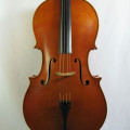 Russell Davis cello, No 8, Hereford