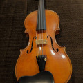 G. A. Pretzschner, 1925 German Violin with bow and case