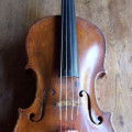 18th century French viola with Saxon influences (possibly Frebrunet)