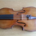 French Violin. Late 1800s. Beautiful tone, 3000£