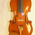 Gorgeous Original Violin by Ch. J.B. Collin Mézin from 1933 - Original Invoice of Violin Dated 1934