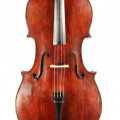 Cello John William Owen, 1913 Leeds No 29