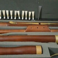Stansby Junior Baroque bassoon replica and Rieger shaper tip
