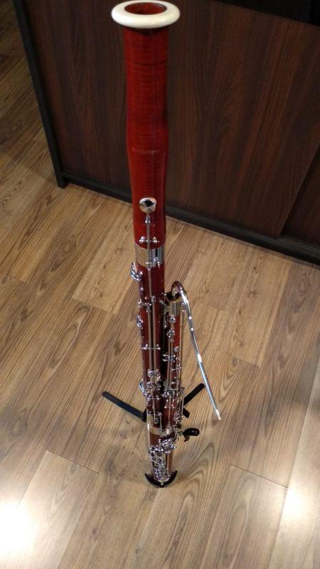 Instrument Verkauf: Heckel bassoon SN#11856