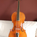 Amazing French 5 string, small cello from 1800