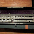 Fantastic Louis Lot silver flute Nr.5632 , B-foot