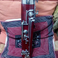 Mönnig bassoon, high d key, excellent condition newly overhauled