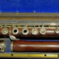 Superb Louis Lot cylindrical wooden flute Nr. 2913