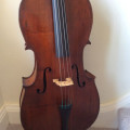 110-120 years old german(Austrian)4/4 cello