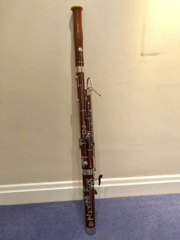 instrument sale huller bassoon 1969. Black Bedroom Furniture Sets. Home Design Ideas
