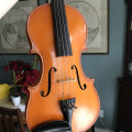 Full Size Fiumebianca Student Violin (Tokyo 1986) w/ Bow and Case