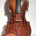 Superb and rare italian violin Postiglione school