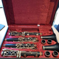 Pair of Yamaha CSGH & CSGH-A clarinets (original models)