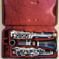 Jupiter JLC-731 Sib Clarinet (Excellent Condition - Grenadilla Wood)