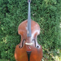 SCHONBACH  Bohemian Double Bass, cca 70years old
