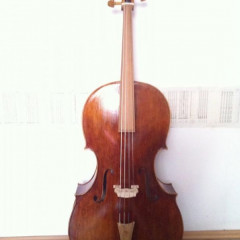 Baroque cello, pic 1