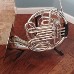 Holton Farkas Double French Horn Silver, pic 2