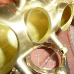 Selmer Paris series ii matte finish saxophone (serial ending with 007), pic 1