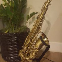 Selmer Paris series ii matte finish saxophone (serial ending with 007), pic 2