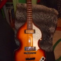 Hofner ignition series violin bass