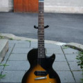 Gibson Lespaul Junior 1956 sunburst, serial 613731