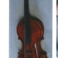 Modern Italian Violin by Richard Alexander and two bows by Vuillaume and Pfretzschner