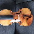 paul Belin violin 2018, Guarneri model