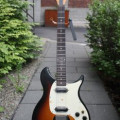 Magnatone 1959 Mark VIII sunburst in original case