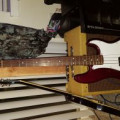 2007 Wine Red Fender MIM Precision Bass