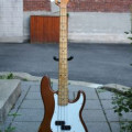 Fender Precision bass 1968, brown, serial 246890